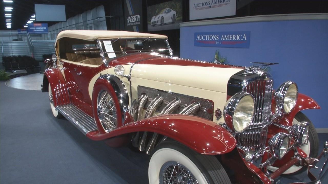 Auburn Cord Duesenberg Festival Brings Hundreds Of Classic Cars To