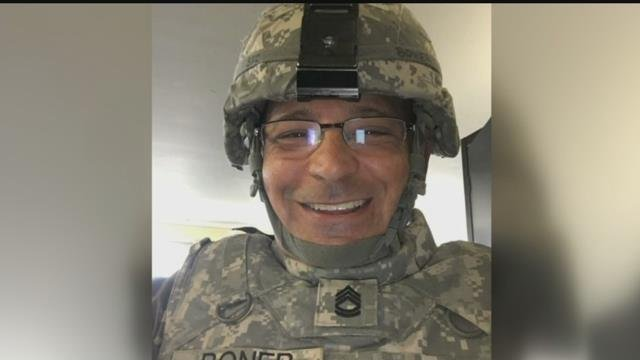 Fort Wayne Ind S Nbc Funeral Services For National Guardsman And Native Mark Will Take Place Monday Jan 14 Sgt