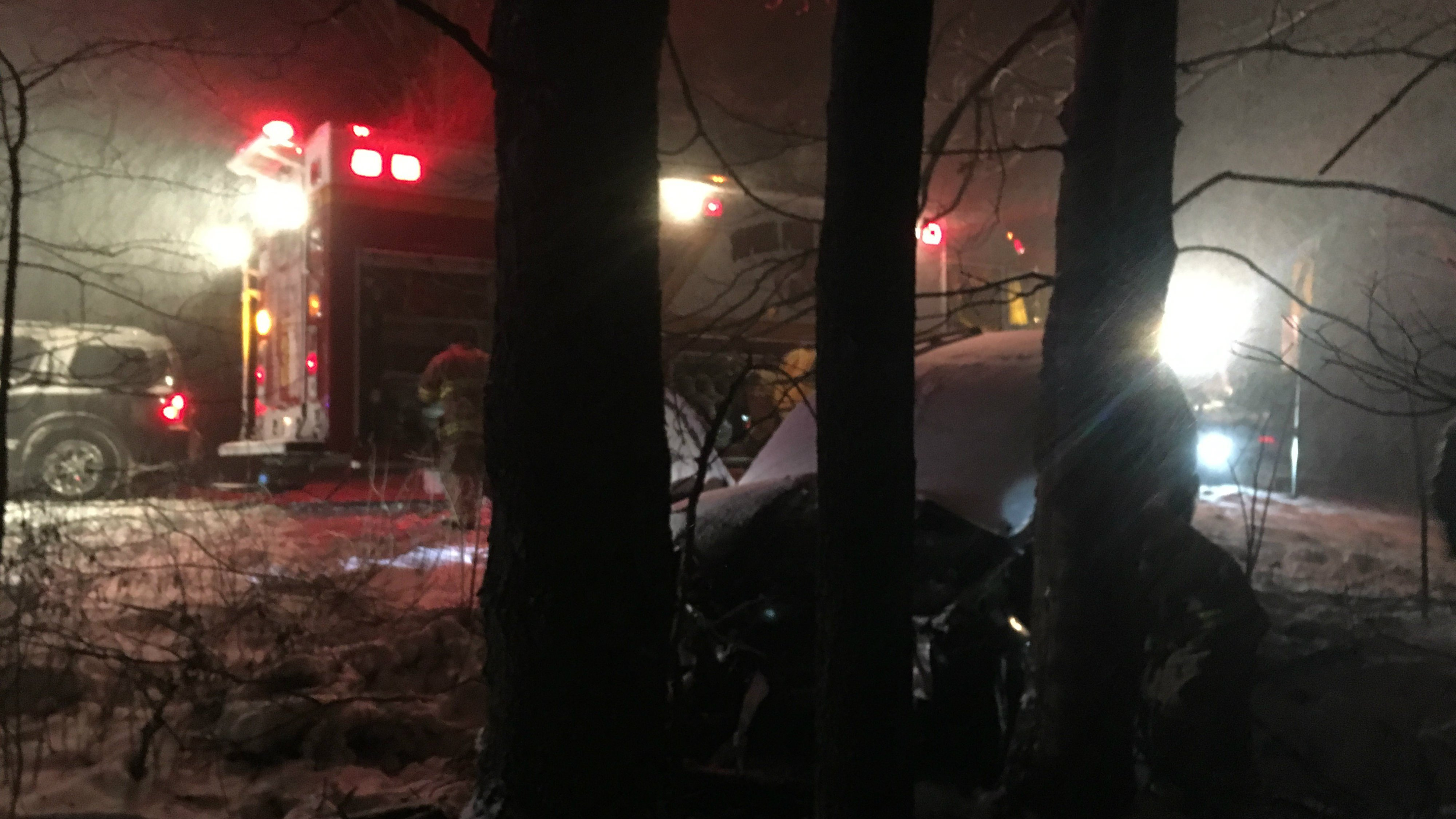 Ligonier Indiana Car Crash